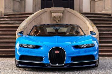 Bugatti-Chiron-front