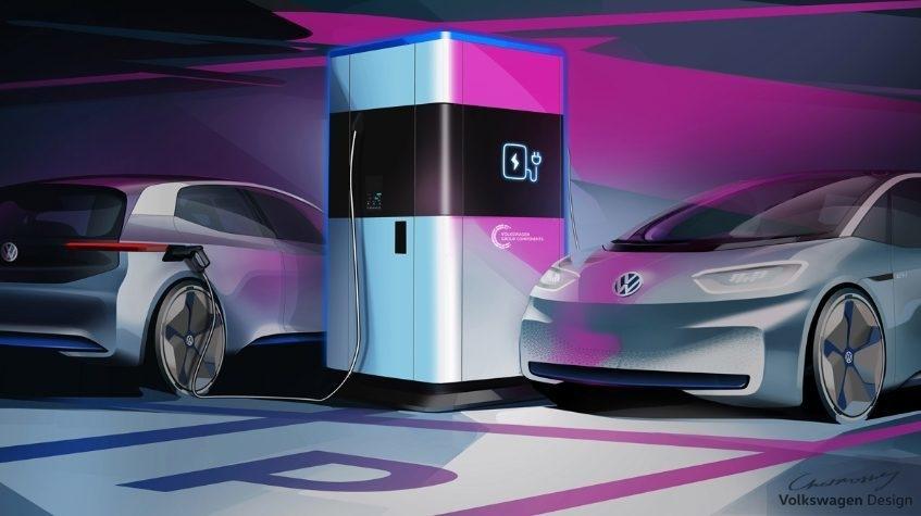 Volkswagen вслед за Tesla начинает развивать возобновляемую энергетику