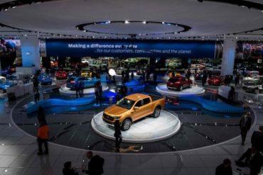 Детройт-2019: премьеры серийных автомобилей 2019-2020 модельного года
