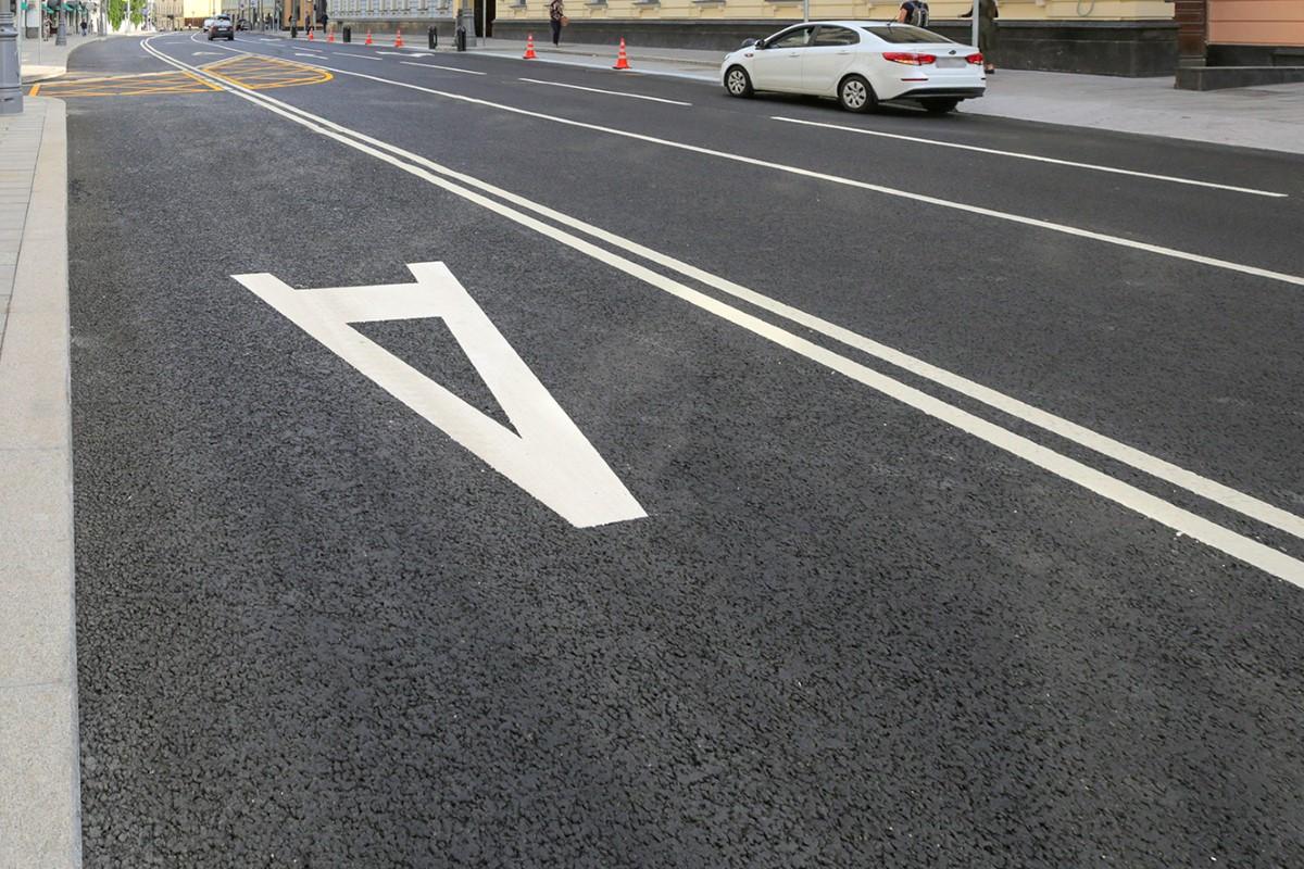 Выделенные полосы общественного транспорта в Тольятти ликвидированы