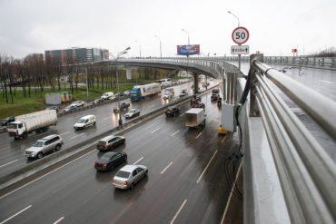 Увеличение камер на дорогах Подмосковья снизило аварийность