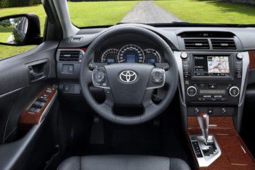 Массовый отзыв автомобилей TOYOTA и LEXUS в России