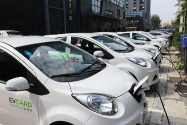 Китай, США и Норвегия — рекордсмены на рынке электромобилей