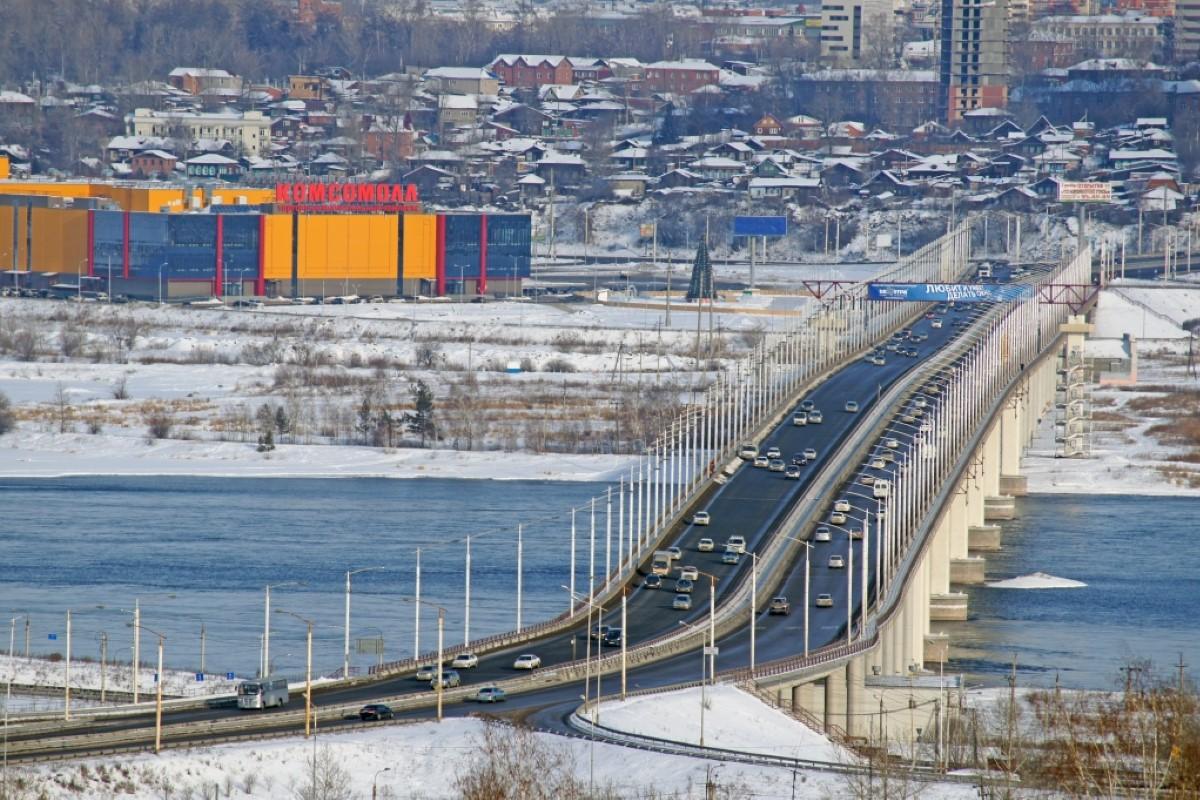 Новые комплексы фотовидеофиксации устанавливают в Иркутске