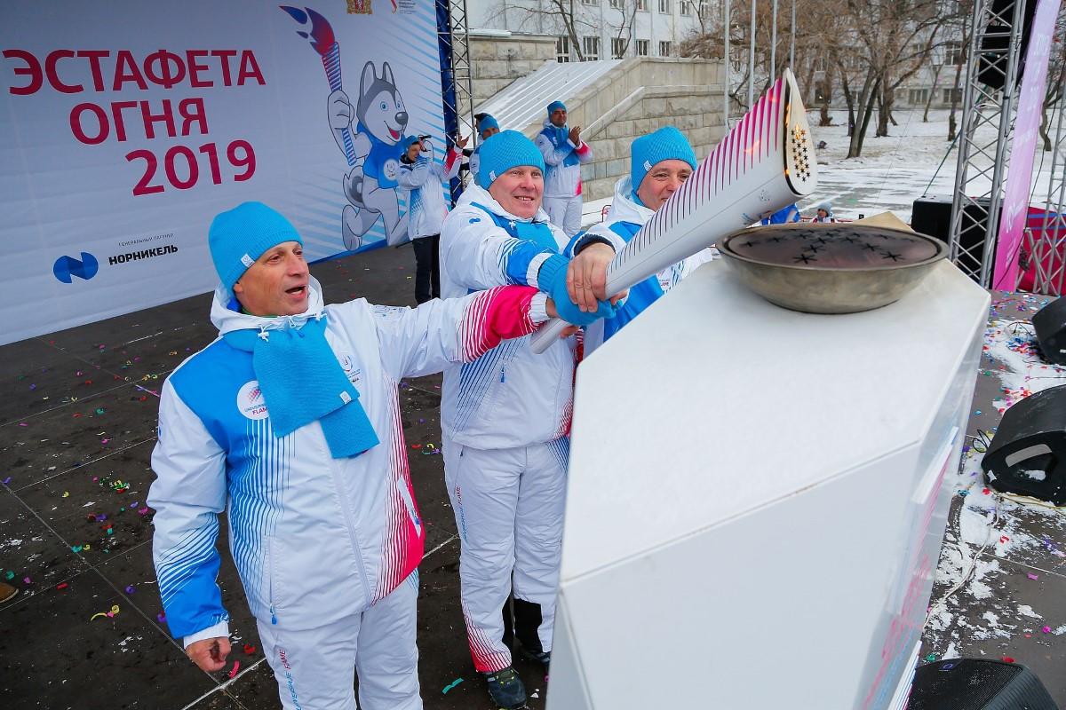 Перекрытие движения 1 марта в Красноярске