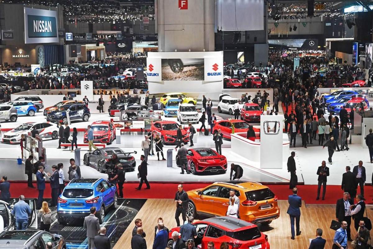 Автосалон в Женеве 2019 (GIMS 2019): Суперкары