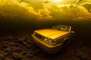 Что делать, когда ваш автомобиль уходит под лед? из личного опыта…