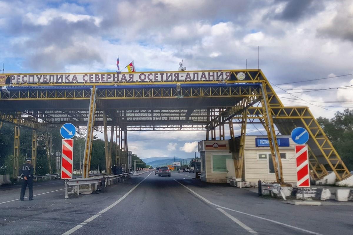 Где в Северной Осетии заработают новые камеры ГИБДД