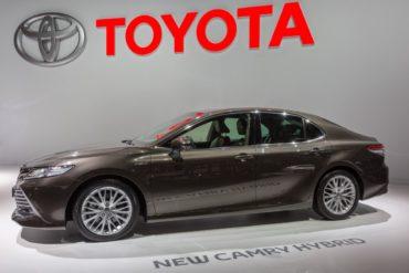 Toyota заключит инвестконтракт и намерена инвестировать в Россию 20 млрд
