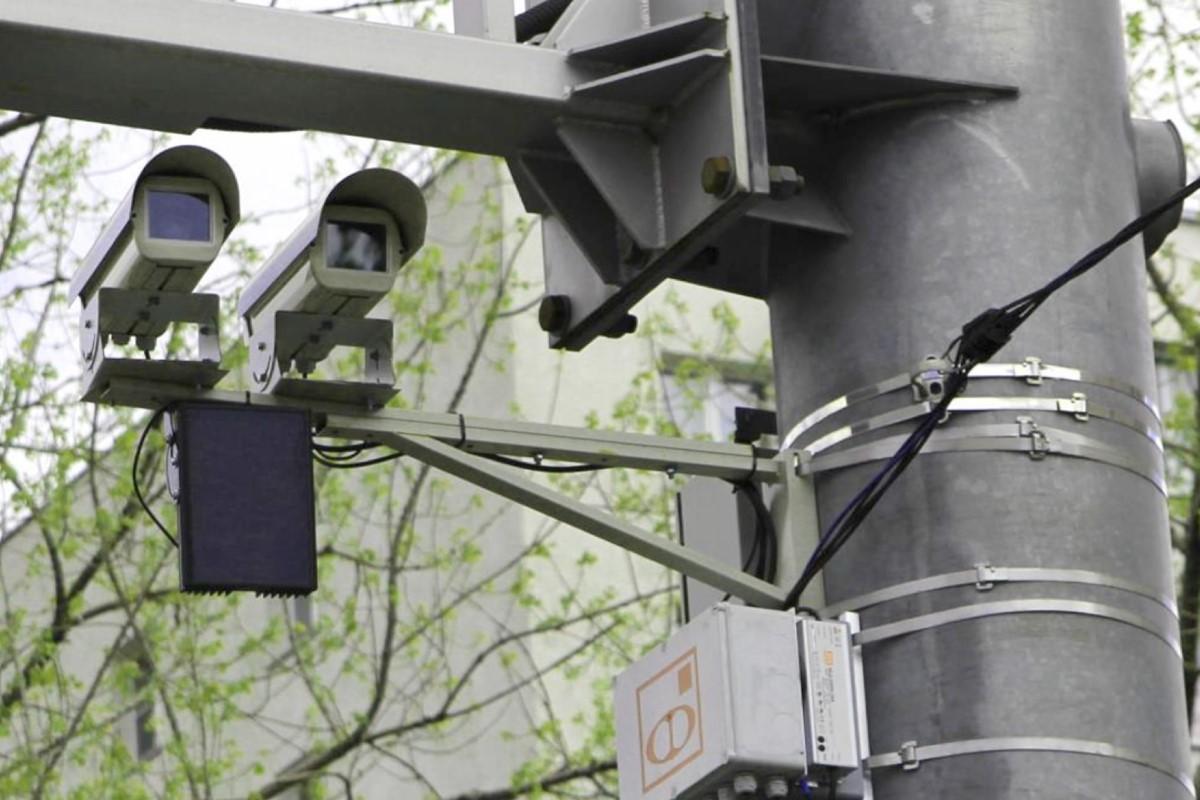 Новые камеры ГИБДД установили в Курганской области