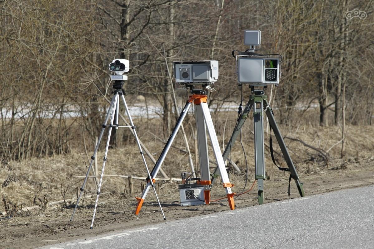 Где с 1 апреля в Волгоградской области появятся передвижные камеры