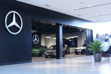 В России открылся первый завод Mercedes