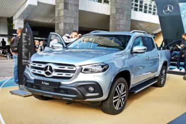 Mercedes-Benz отзывает 762 автомобиля в России