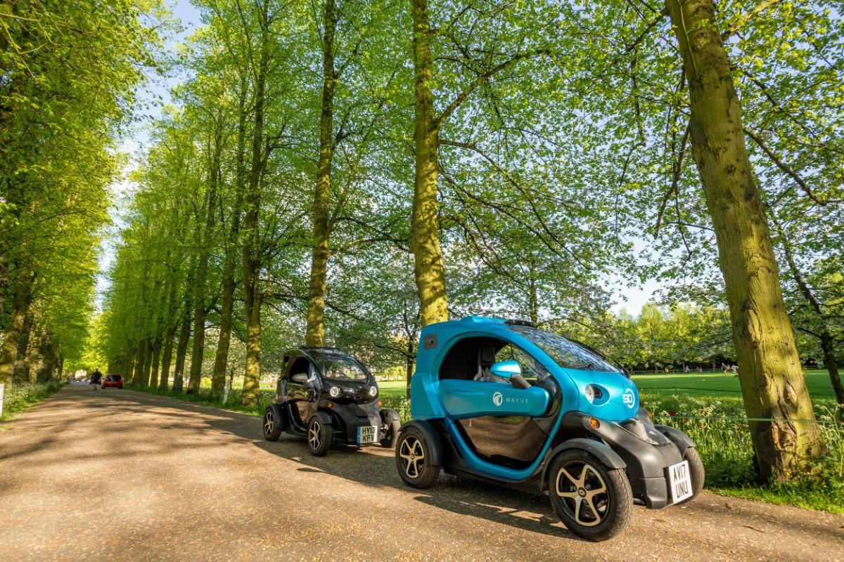 Беспилотные автомобили Wayve уже ездят по обычным дорогам без карт