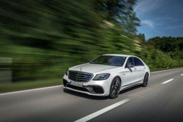 Mercedes-Benz отзывает более 1,5 тысячи автомобилей в России