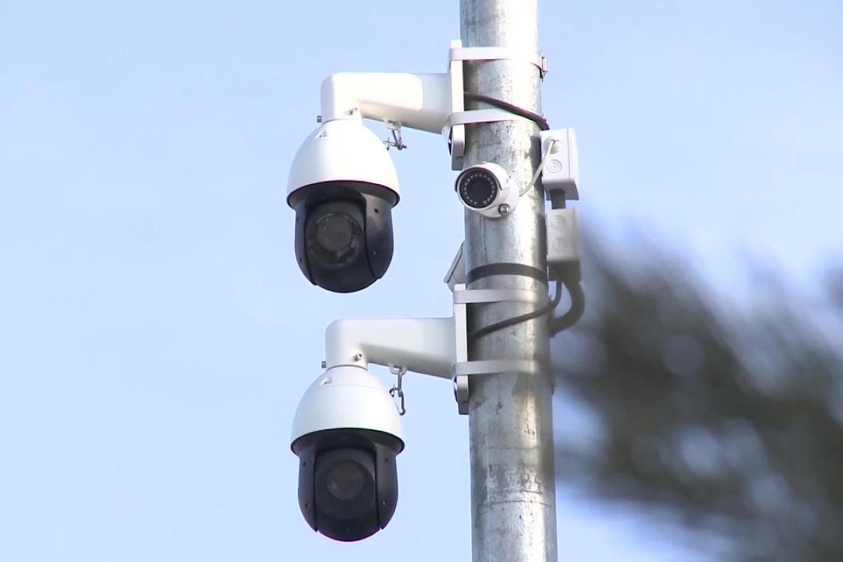 Где в Алматы уже установили дополнительные камеры Сергек