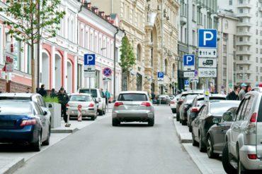 В России могут уменьшить размер парковочных мест