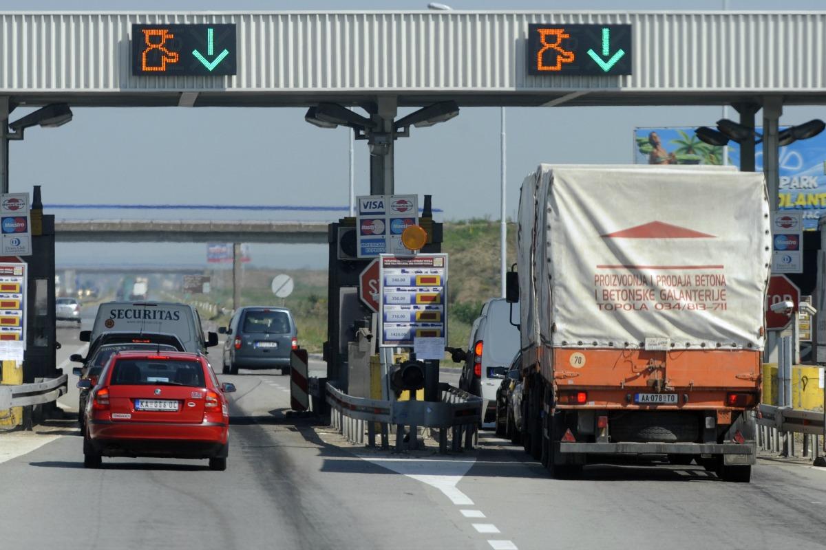 С 1 июля увеличились дорожные сборы с грузовиков в Дании, Люксембурге, Нидерландах и Швеции