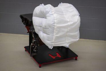 Новые подушки безопасности в автомобилях Honda