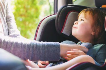 Скорость движения автомобилей с детьми предложили ограничить
