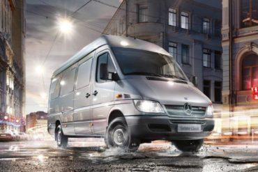 Mercedes-Benz отзывает в России более 4,5 тысяч фургонов Sprinter