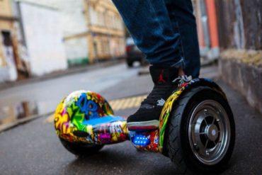 ГИБДД до конца года решит - признавать ли электросамокаты и гироскутеры видом транспорта