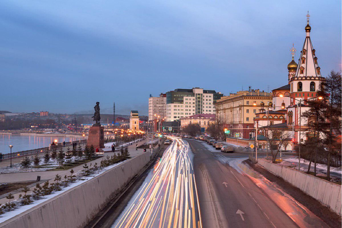 В Иркутской области до конца года установят 14 новых комплексов фотовидеофиксации