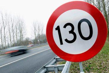 ГИБДД поддержала увеличение скорости на магистралях до 130 км/ч