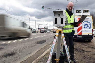 Дорожные камеры разместят по методике Минтранса