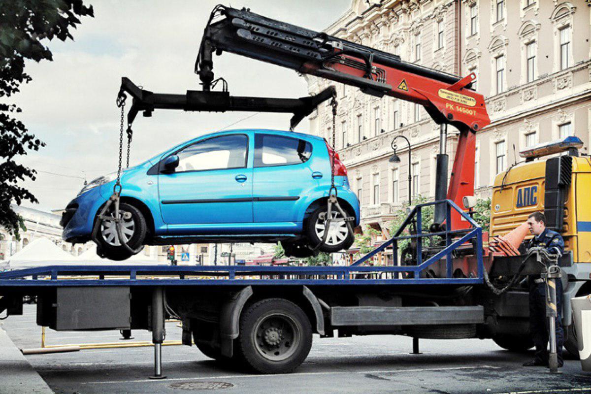 Комплексы «Сергек» в Казахстане штрафуют даже автомобили на эвакуаторе