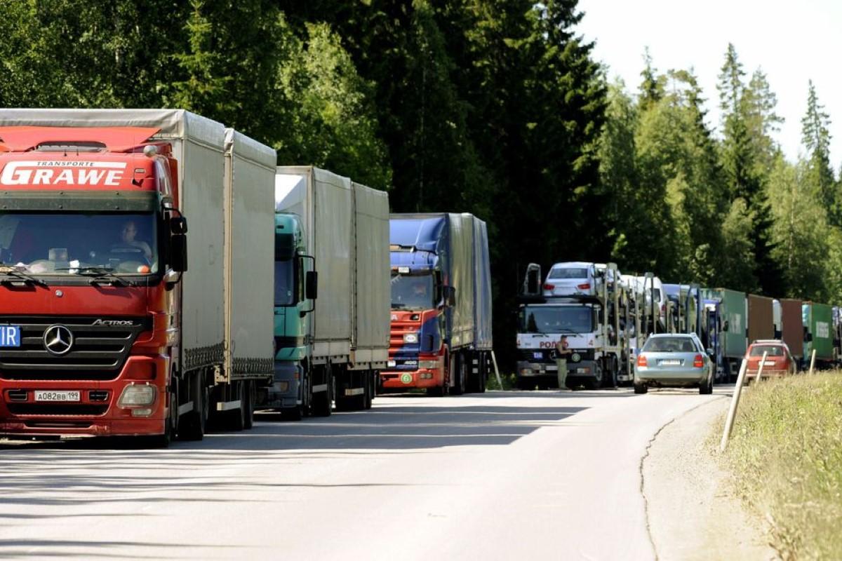 В Европе расширят сеть стоянок для грузового транспорта. А в России?