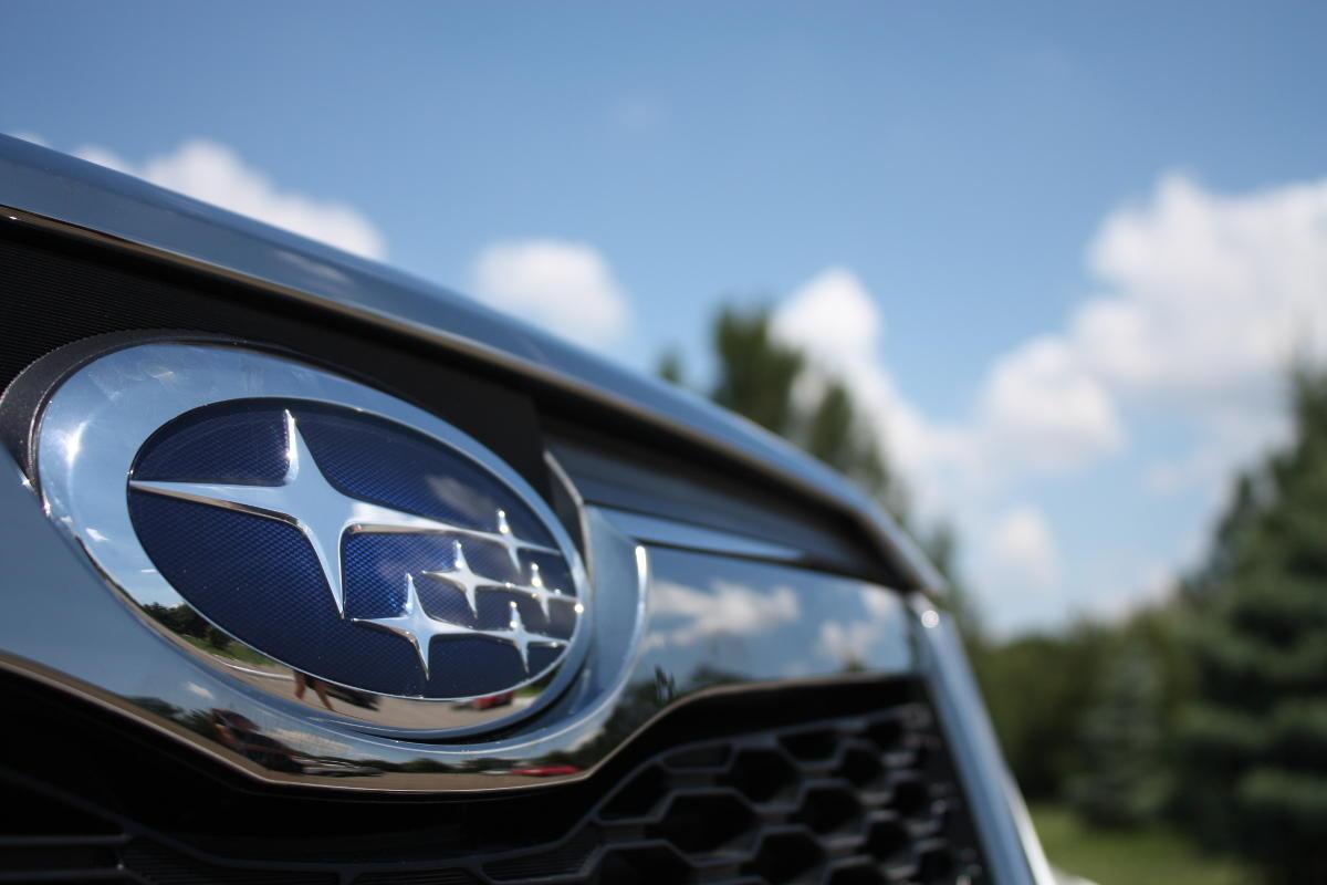 В России отзывают более 7 тысяч автомобилей Subaru