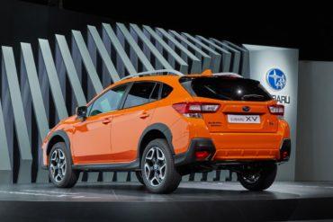 Subaru в России отзывает свыше 1,1 тыс Impreza и XV из-за проблем с тормозами