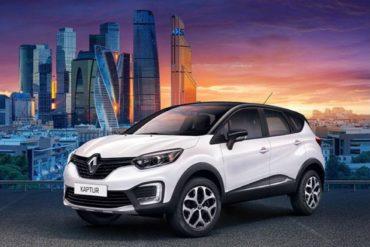 Renault отзывает в РФ почти 80 тысяч кроссоверов Kaptur