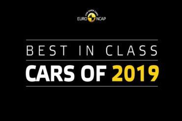 Европейская организация EuroNCAP опубликовала рейтинг самых безопасных автомобилей 2019 года