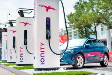 Новые правила зарядки электрокаров начнут действовать в Европе