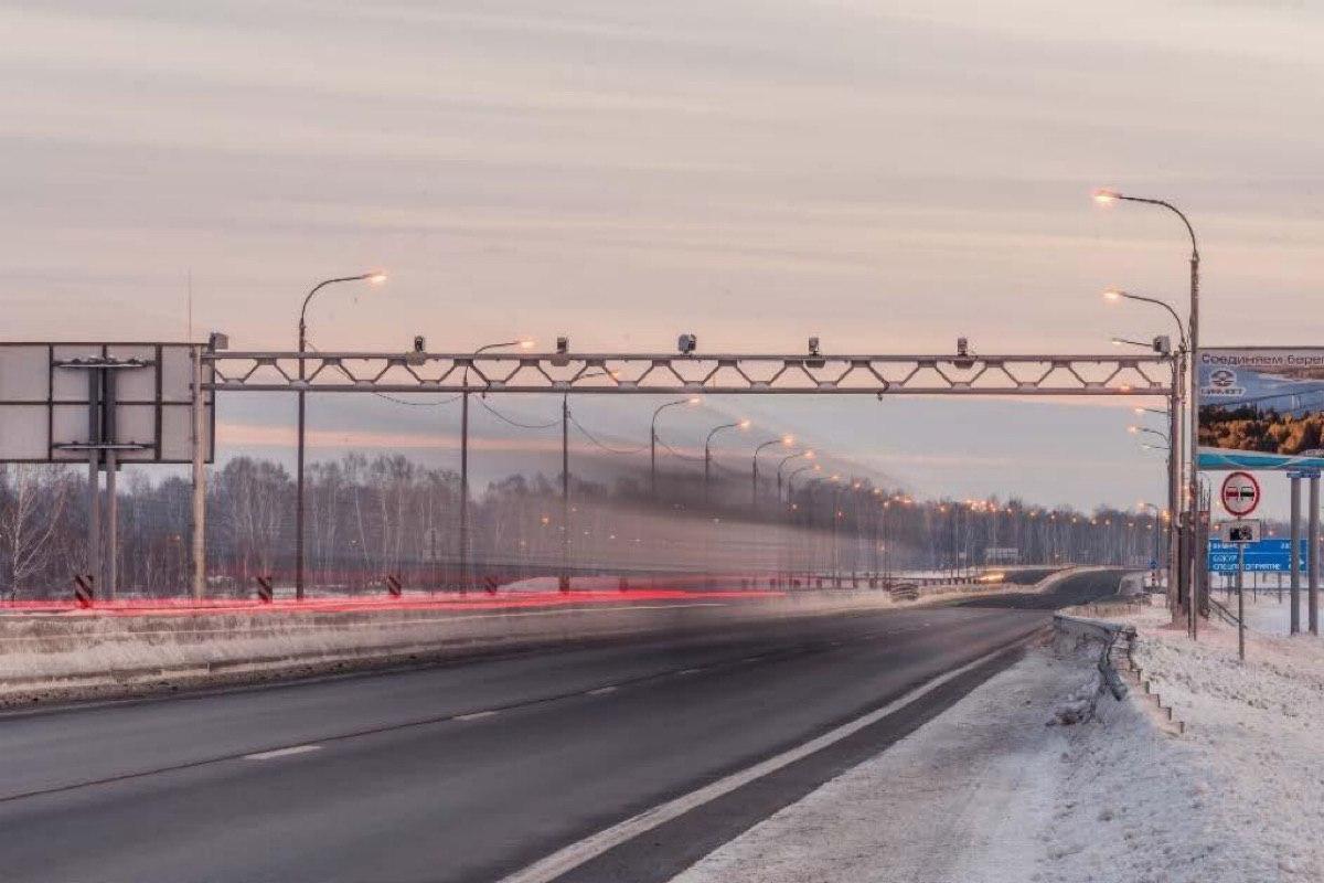 Нововведения на дорогах Карелии: установлены первые автоматические пункты весогабаритного контроля