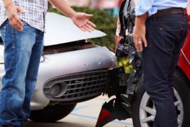 Что делать водителю после ДТП?