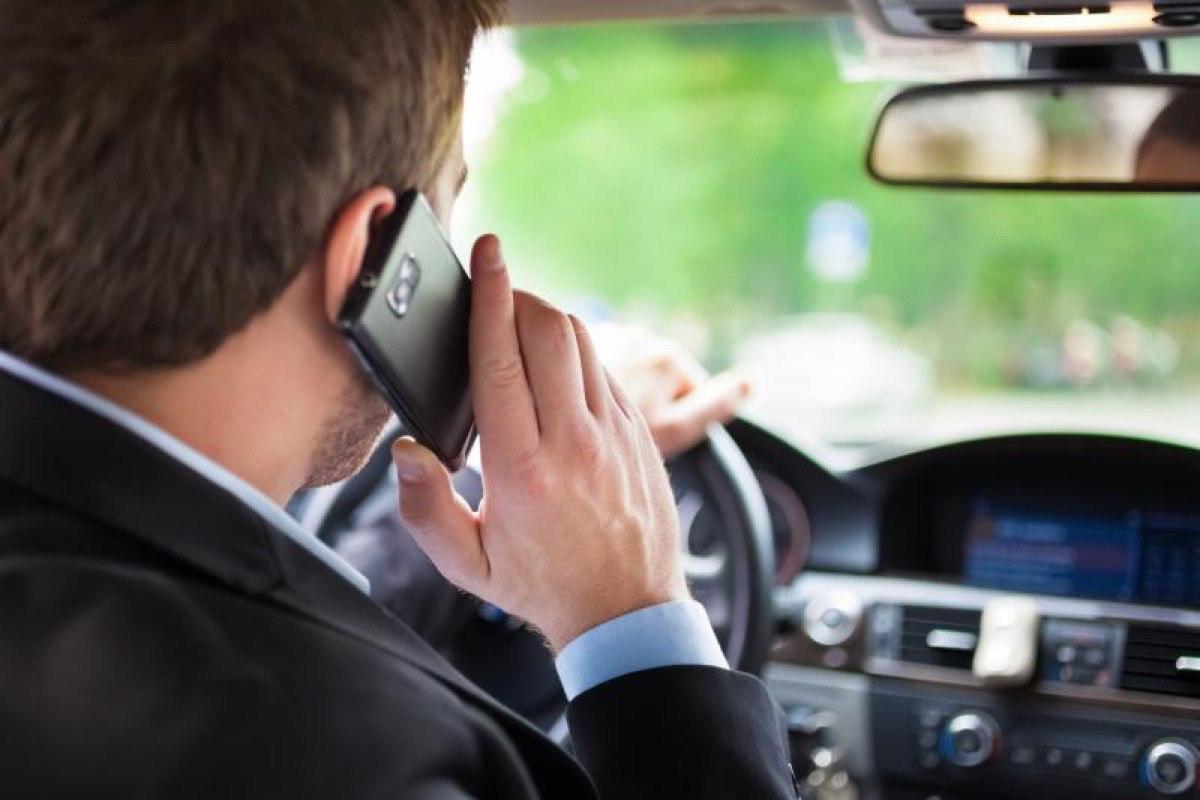Штраф за разговор по телефону за рулем: к контролю над водителями подключаются новые камеры, нейросети и Big Data