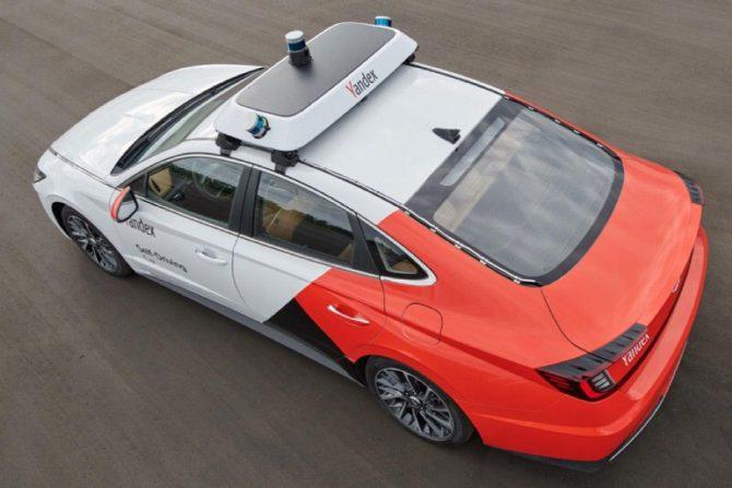 На дорогах России могут появиться беспилотные автомобили без водителей