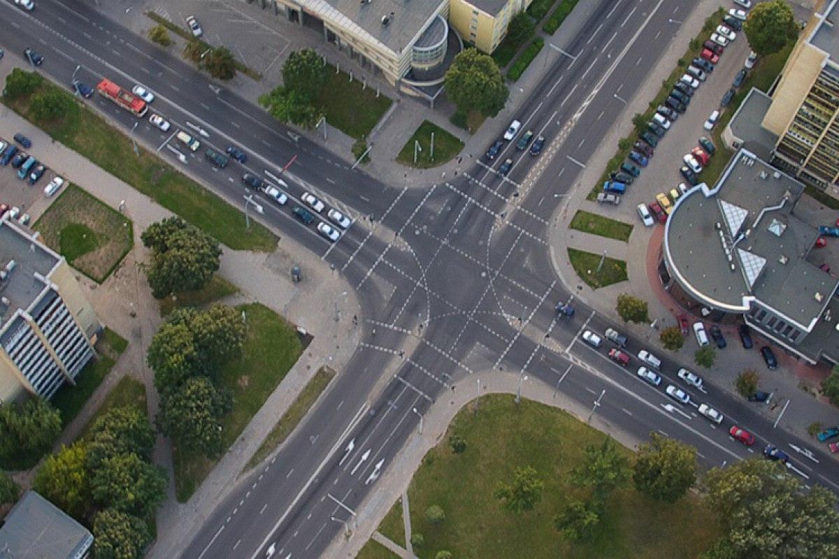 Дорожные камеры установят на 10 перекрестках в Кемерово