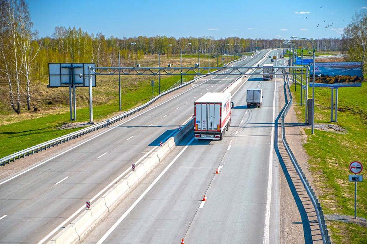 Новые пункты весового контроля большегрузов в Ленинградской области
