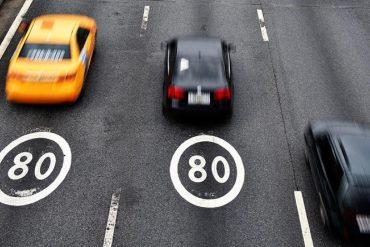 Какие изменения скоростного режима ждут автомобилистов в 2020 году