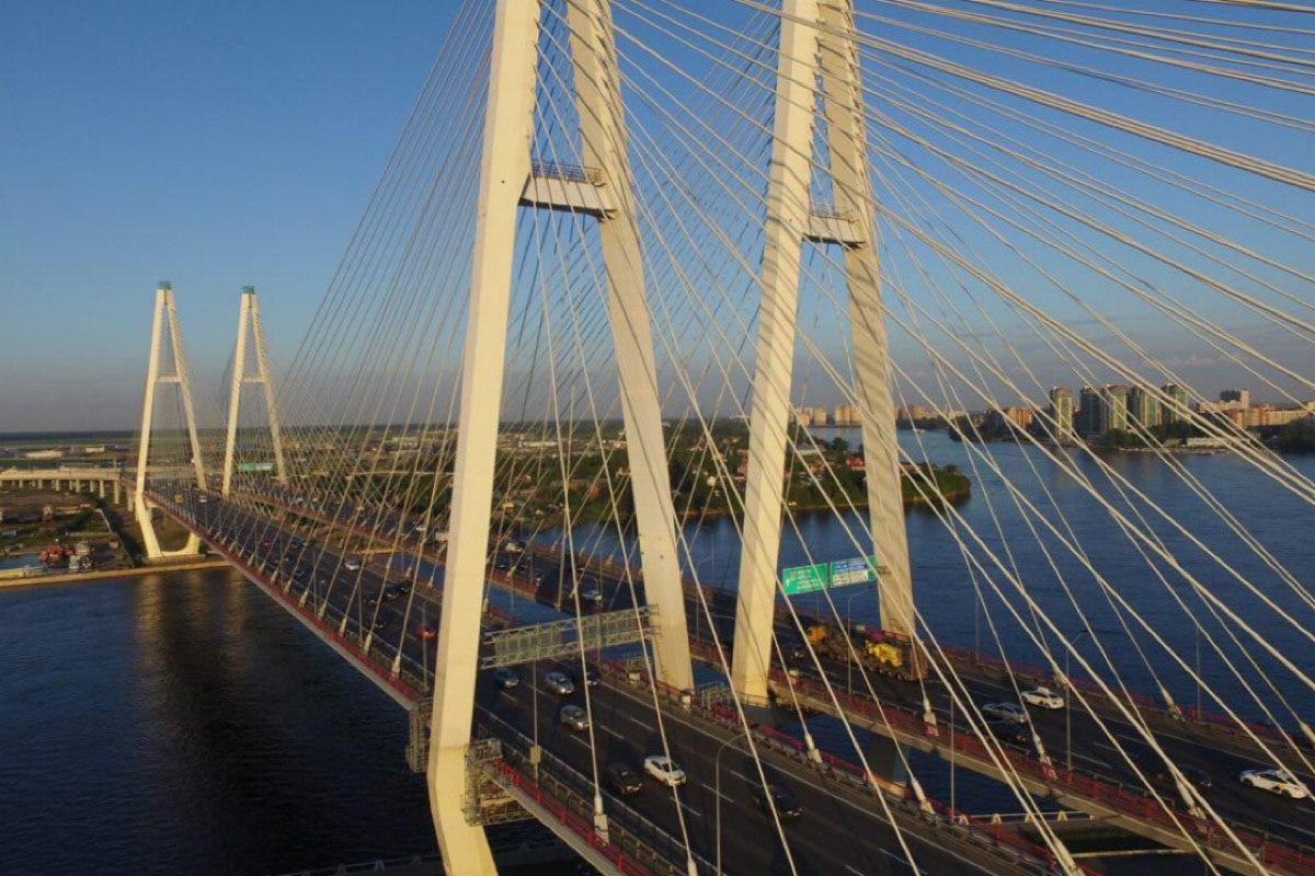 На КАД Санкт-Петербурга ввели контроль скоростного режима в зоне временных ограничений