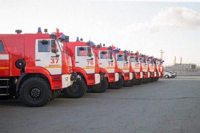 Автомобили пожарной службы и МЧС весогабаритный контроль проходить не будут