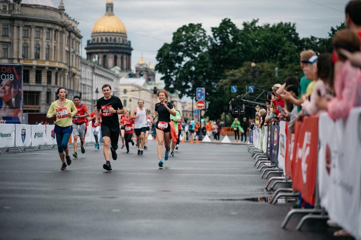 Перекрытие и ограничения движения 9 августа в Санкт-Петербурге