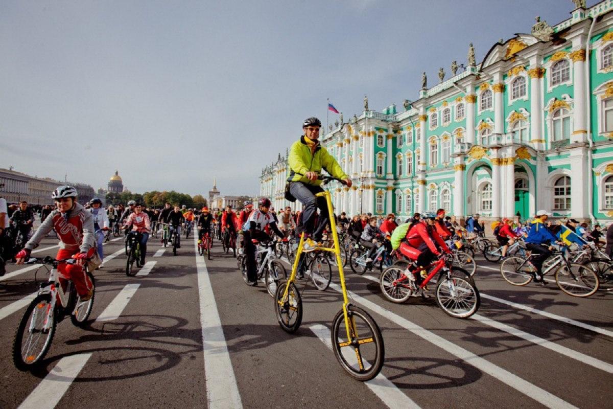 Ограничение движения в Санкт-Петербурге с 22 по 29 августа