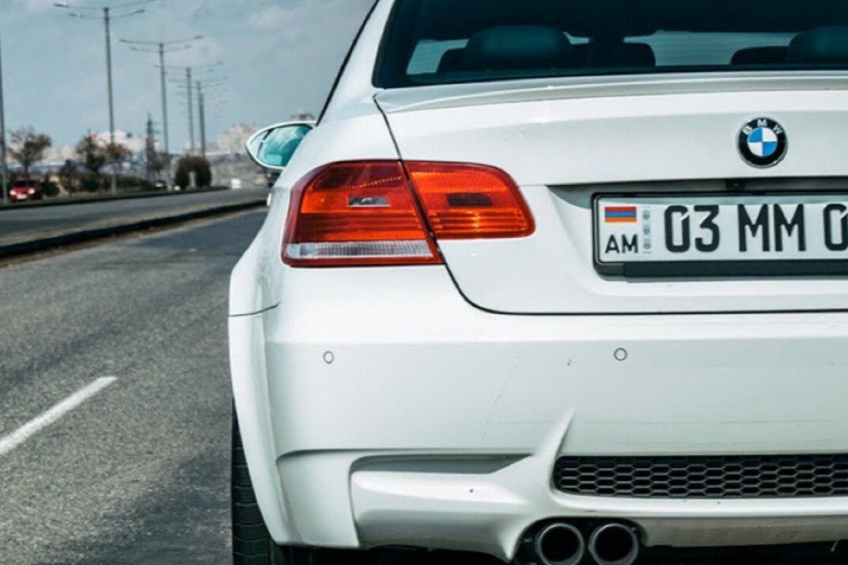 Владельцы авто с иностранными номерами опять уходят от ответственности