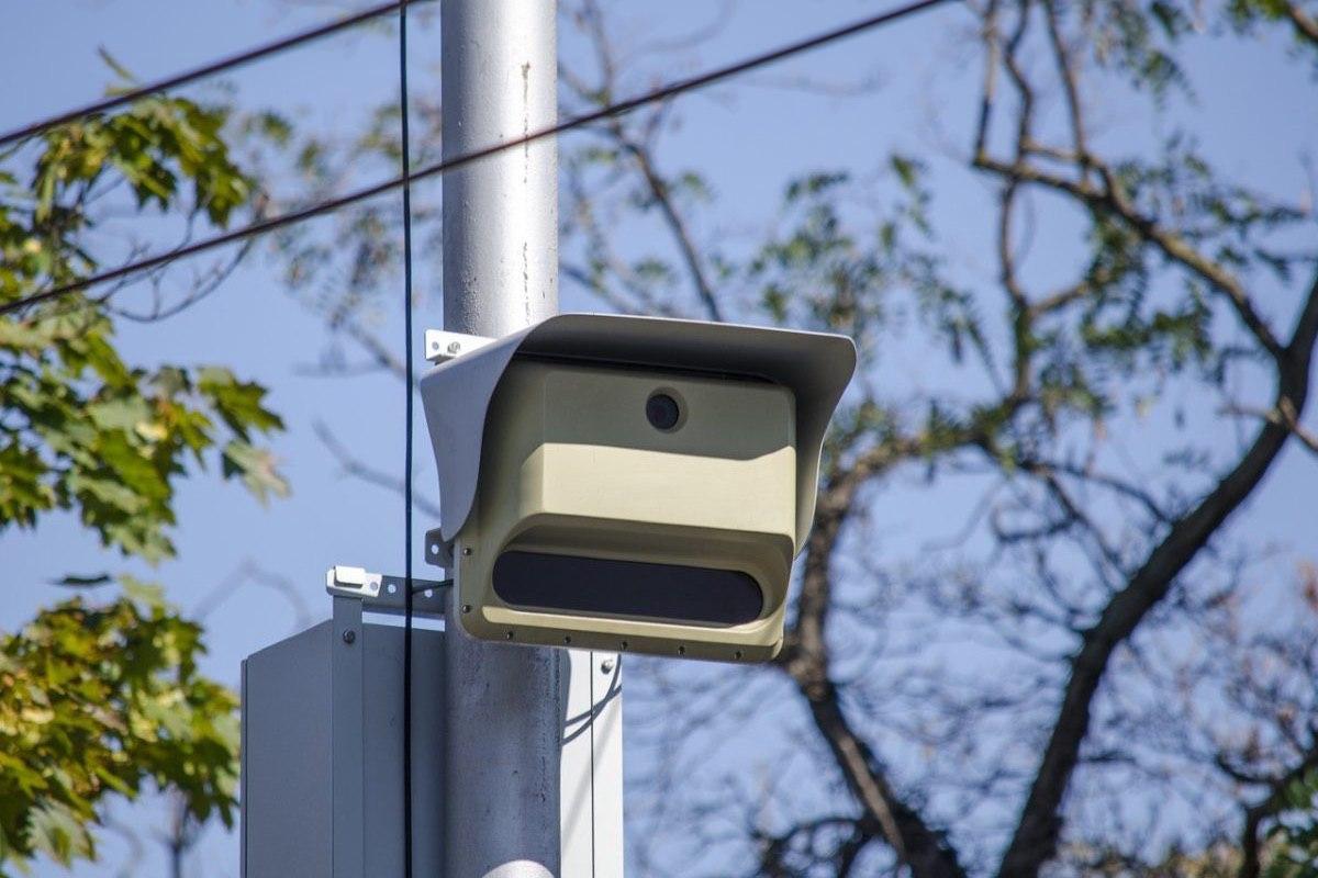На дорогах Кубани до конца 2020 года появится 446 дорожных камер