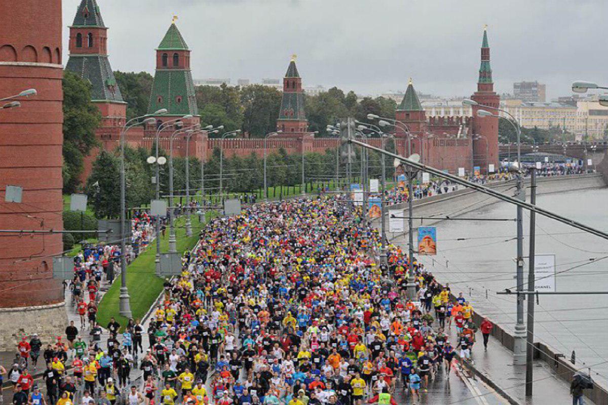 Перекрытие движения в Москве 3 и 4 октября